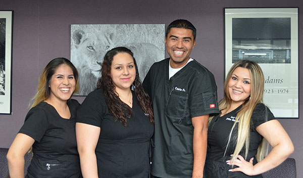 Staff at Far West Podiatric