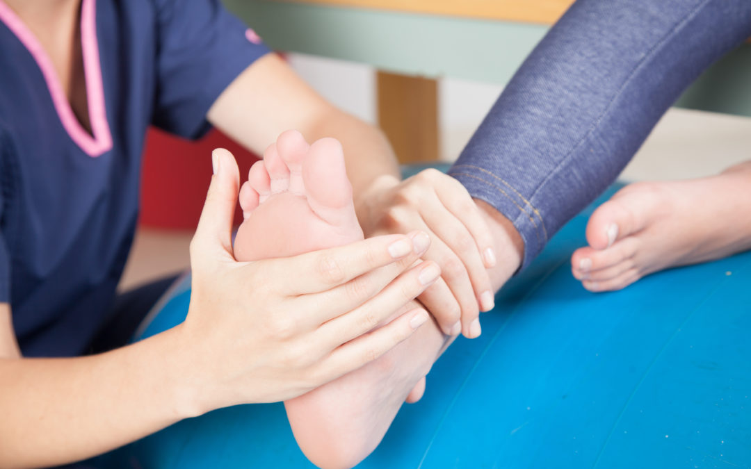 Prevent Diabetic Wounds from Developing